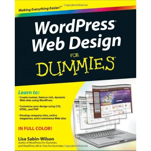 web design for dummies by lisa sabin wilson publisher for dummies ...