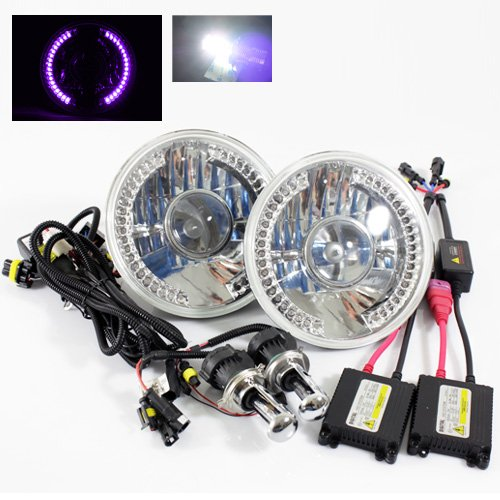 7 Round Led Headlight