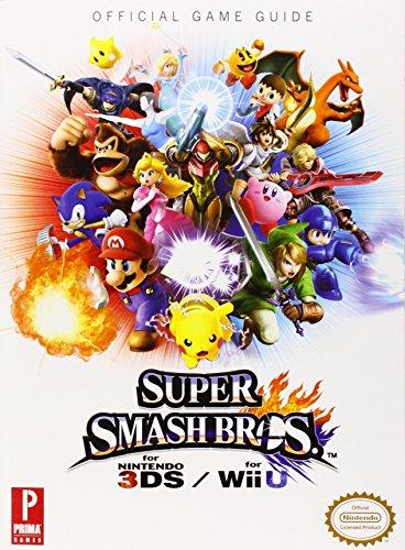 Super Smash Bros. WiiU/3DS: Prima Official Game Guide (Prima Official Game Guides) (3ds Super Smash Bros compare prices)