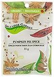 Splendor Garden Organic Pumpkin Pie Spice 35g