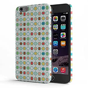 Koveru Designer Printed Protective Snap-On Durable Plastic Back Shell Case Cover for Apple iPhone 6 Plus/ iPhone 6S Plus - Phome Pattern
