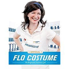 Progressive Flo Costume Set Standard