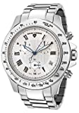 Swiss Legend Men's 50033-22 Eograph Collection Chronograph Stainless Steel Watch