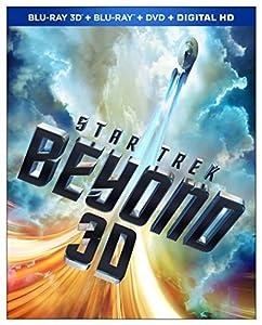 Star Trek Beyond (3D BD/2D BD/DVD/Digital HD Combo) [Blu-ray] from Paramount