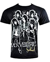 Black Veil Brides Shred T Shirt (Black)