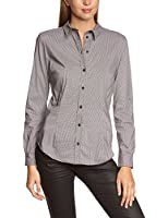 More & More Damen Regular Fit Bluse 88992501