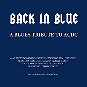Back in Blue (A Blues Tribute to Acdc)