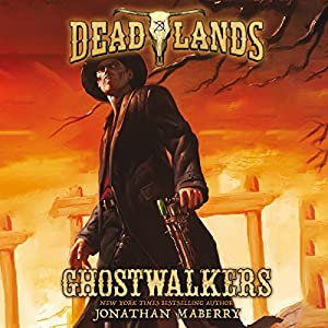 Ghostwalkers - Jonathan Maberry