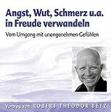 Angst, Wut, Schmerz u.a - in Freude verwandeln - Vom Umgang mit unangenehmen Gefühlen - Robert T. Betz