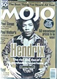 img - for Mojo Magazine Issue 50 (January, 1998) (Jimi Hendrix cover) book / textbook / text book