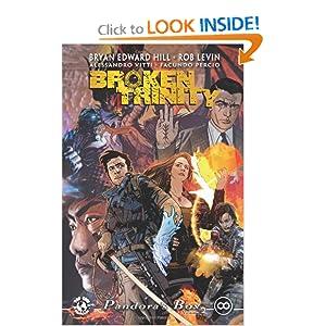 Broken Trinity Volume 2: Pandoras Box online