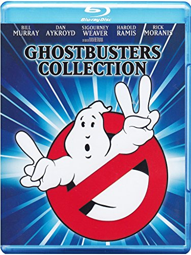 Ghostbusters 1 & 2 [Blu-ray] [IT Import]