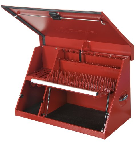Montezuma XL450R 36-Inch Crossover Top Chest Toolbox Red