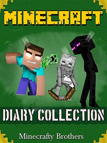 Free Kindle Book : MINECRAFT: Minecraft Diary Collection (5 Minecraft Diaries) (Minecraft Books Minecraft Books for Kids Minecraft Diaries Minecraft Zombie Minecraft Diary)