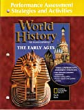 img - for World History The Human Experience The Early Ages (Performance Assessment Strategies and Activities) book / textbook / text book