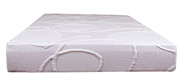 "Klaussner POLARIS 10"" Mem Foam Mattress-Queen"