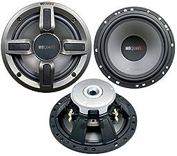 MB Quart Premium Pvi164A Woofer Pair 16.5 Cm