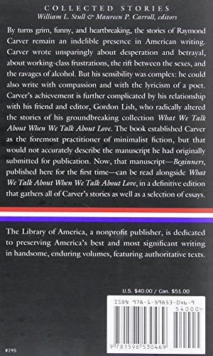 Carver: Collected Stories (Library of America)