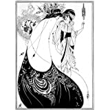 The Peacock Skirt, by Aubrey Beardsley (Print On Demand)