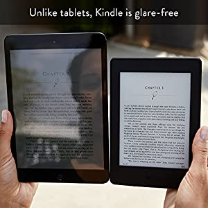 Kindle Paperwhite E-reader - White, 6 High-Resolution Display (300 ppi) with Built-in Light, Wi-Fi - Includes Special Offers