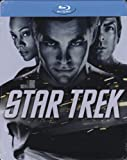 Star Trek Blu-ray with SteelBook