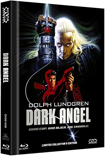 Dark Angel - uncut (Blu-Ray+DVD) auf 999 limitiertes Mediabook Cover B [Limited Collector's Edition]
