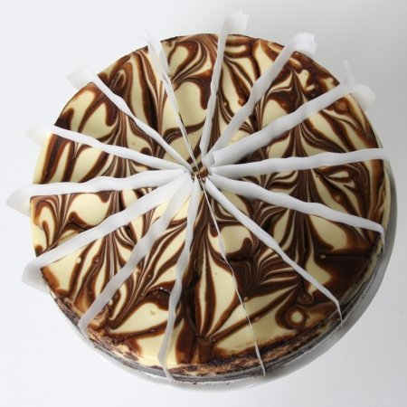 Mothers Day Gift No Sugar Added Marble Truffle Cake