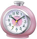 MAG(マグ) 目覚まし時計 フルーティ アナログ表示 16曲メロディーアラーム ピンク T-379PK-Z