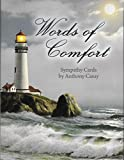 Words of Comfort by Anthony Casay [ASN34640] - Sympathy Note Card Assortment by Leanin' Tree - 12 cards featuring a full-color interior and colorful envelope