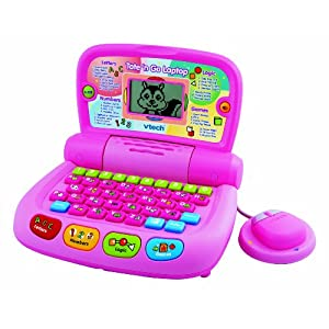 Vtech Tote and Go Pink Laptop