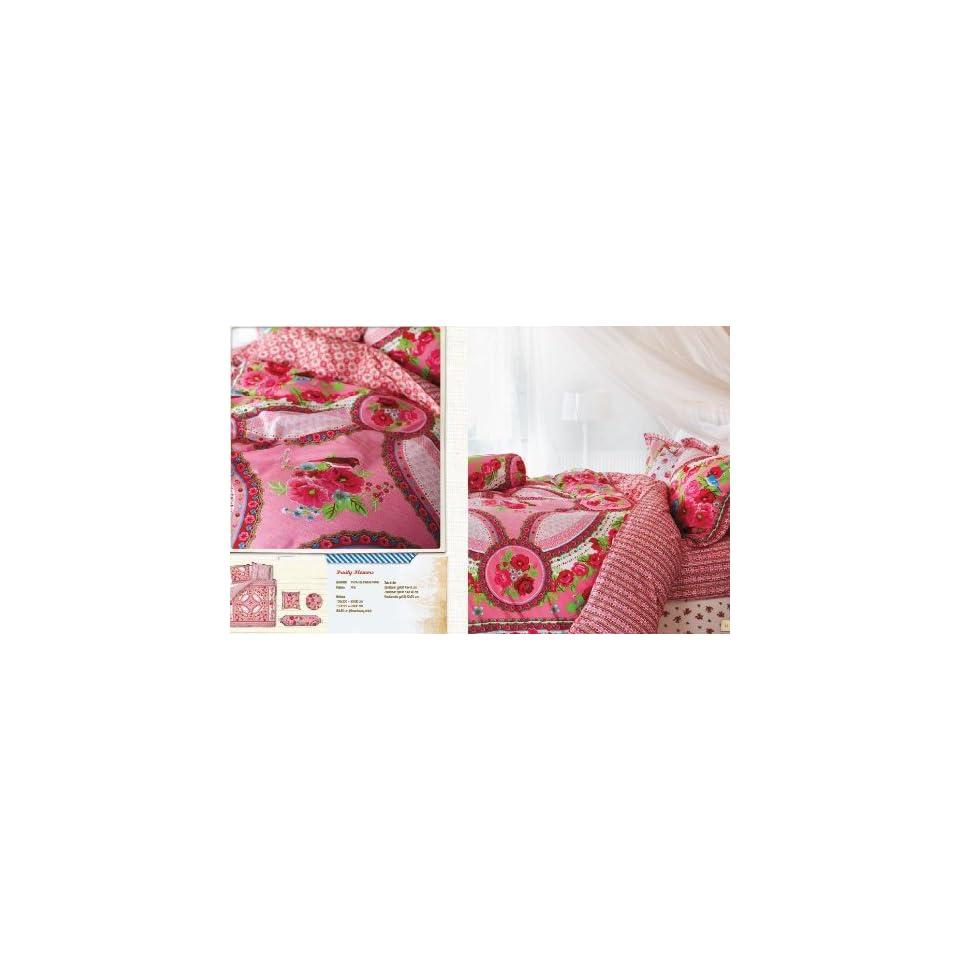 Pip Bettwäsche Fruity Flowers Pink 155x220 Cm 80x80 Cm On Popscreen