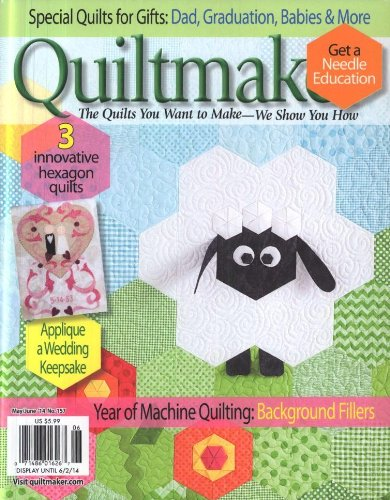 Quiltmaker (1-year auto-renewal)