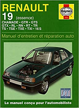 Renault 19 Essence (French service & repair manuals