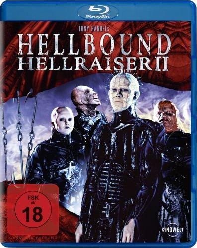 Hellbound: Hellraiser II (Gekürzte Fassung) [Blu-ray]