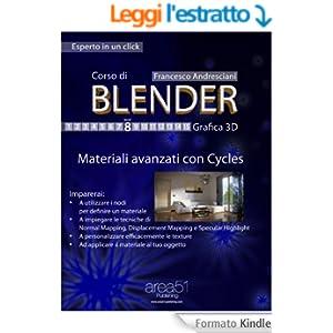 Corso di Blender. Livello 8 (Esperto in un click)