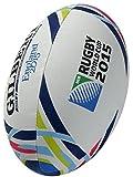Coupe du Monde RWC 2015 - Ballon de Rugby Réplique Gr.4...