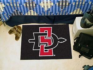 Fanmats San Diego State Aztecs Starter Mat by Fanmats
