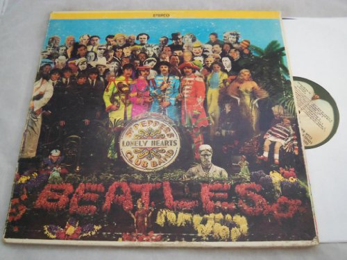 Sgt. Pepper's Lonely Hearts Club Band LP - Capitol Apple - SMAS-2653 by The Beatles