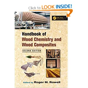 Handbook of Wood Chemistry and Wood Composites, Second Edition by