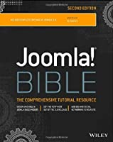 Joomla! Bible, 2nd Edition Front Cover