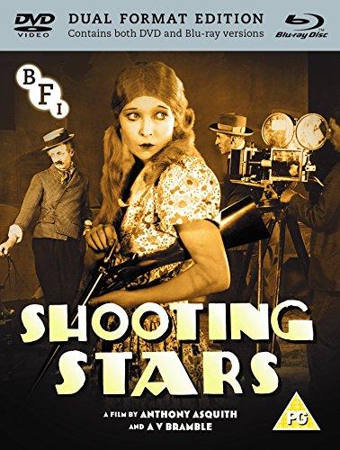 Shooting Stars (Dual Format Edition) [DVD] [Edizione: Regno Unito]