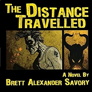 The Distance Travelled Audiobook