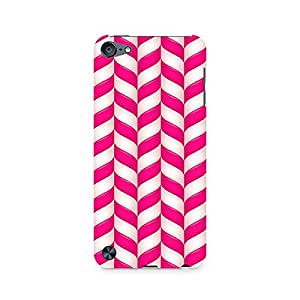 Ebby Candy Strips Premium Printed Case For Apple iPod Touch 6