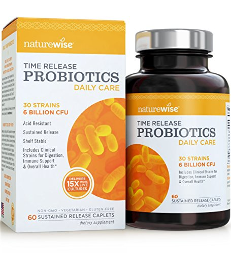 Naturewise daily care time release probiotics comparable for Best out of waste models