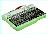 BATTERY 3.6V For Telecom WP-12SMS, Sagem DECT Phone 330, DCP 12-300, WP-1130 +FREE Power Bank (2600mAh)