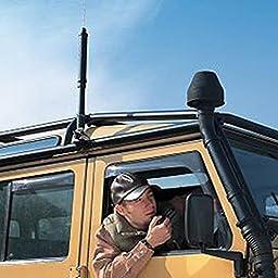 Yaesu ATAS-120A 40 Meter through 70cm Auto Tune Motorized HF/VHF/UHF Antenna For FT-857D, FT-450DandFT-897D ATAS-120