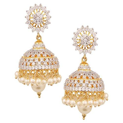 swasti-jewels-american-diamond-cz-fashion-jewelry-traditional-ethnic-pearls-jhumka-earrings-for-wome