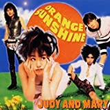Judy & Mary Orange Sunshine