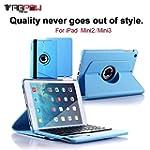 iPad Mini 2 Bluetooth Keyboard Case,...