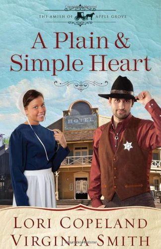Image of A Plain and Simple Heart (The Amish of Apple Grove)